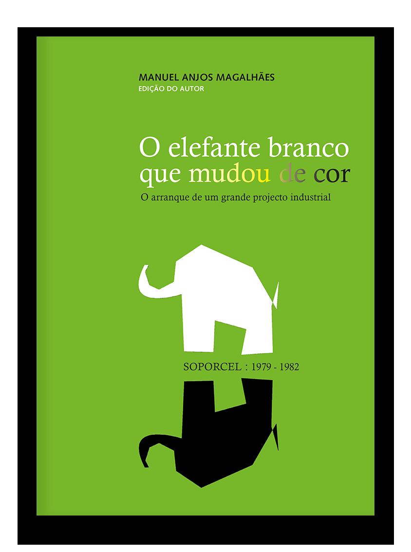 O elefante branco que mudou de cor
