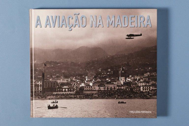 capa Aviacao Madeira