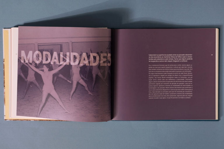 capitulo do livro Sport União Sintrense