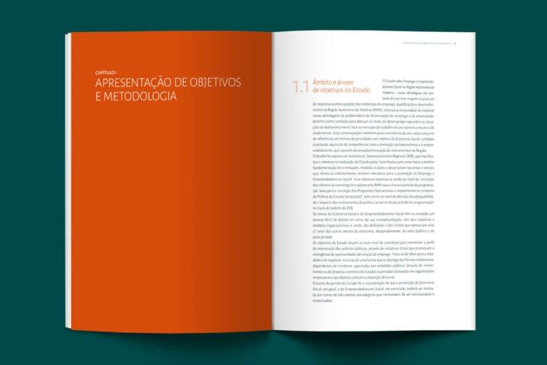interior do estudo sobre emprego na Madeira