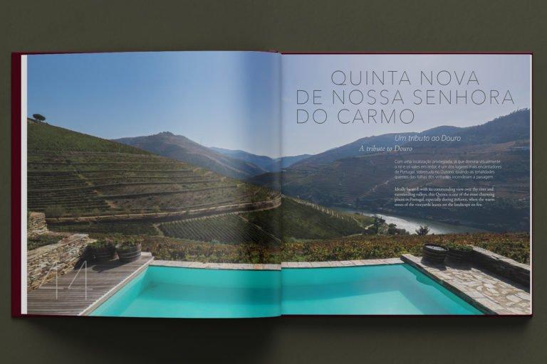 Portugal Wine Lifestyle Quinta Nova Nossa Senhora Carmo