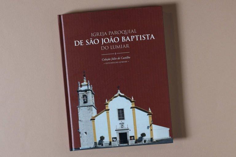 capa Igreja de São João Baptista do Lumiar