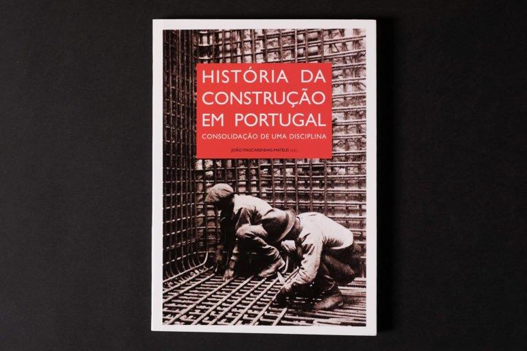 capa história da construção
