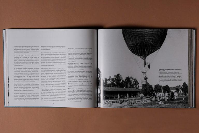 interior do livro 100 anos aeronautica militar