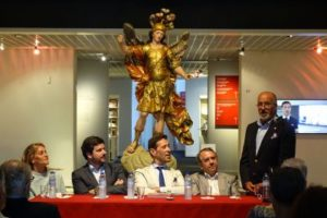 """» Lançamento do livro """"Cores na Cidade"""" no Museu Nacional de Arte Antiga"""