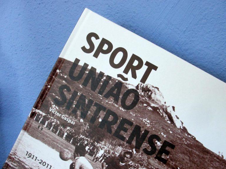"""A obra By the Book vai crescendo… :)  Aqui está mais um título : """"Sport União …"""