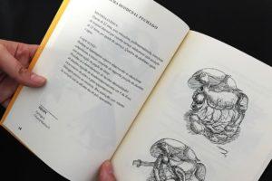 Ainda sobre o livro « Cadernos de um Cirurgião » mostramos um bocadinho do que e…