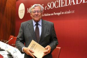 António Barros Veloso apresentou obra sobre a história da Medicina em Portugal no século XX – SPMI