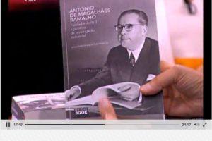 """""""António de Magalhães Ramalho – Fundador do INII e pioneiro da investigação indu…"""