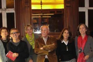 Apresentação do livro de Pedro Castro Henriques, na Biblioteca Municipal Camões.