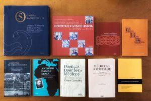 Aqui estão todos os nosso livros na área da medicina. Já são alguns   #printisno…