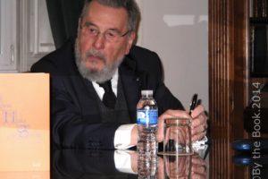 Com grande entusiasmo o Prof.Dias Farinha apresentou a obra do Dr. Meyrelles do …