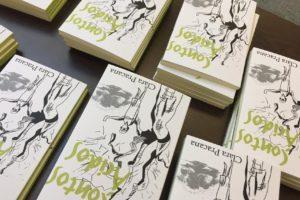 """Dia 25 do mês passado foi lançado o livro """"Contos Ácidos"""" Este título apresent…"""