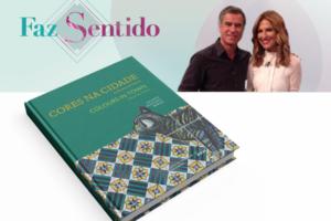 Esta tarde, João Paulo Sacadura apresentará mais um dos nossos livros – Cores na…