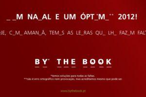Este ano, a By the Book deseja…