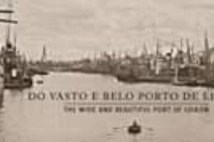 Este livro entra no Tejo e ancora nos cais com que Lisboa se confunde, entremean…