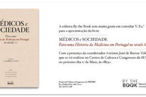 """Estimados leitores do Norte: Amanhã irá decorrer a apresentação do livro """"Médic…"""