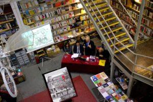 Foi ontem aqui na Livraria Ler Devagar, com a apresentação do ilustre Dr.Fernand…