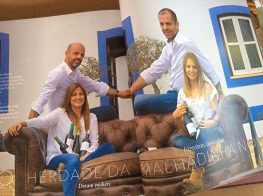 Herdade da Malhadinha Nova Let's travel around Portugal visiting the best wine …
