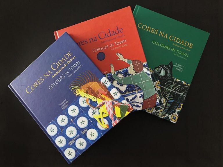 Hoje é dia do Azulejo e a By the Book tem uma coleção com livros sobre azulejos …