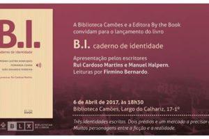 Lançamento: B.I. caderno de identidade