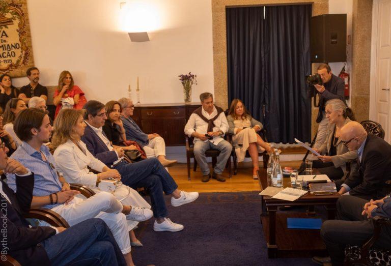Lançamento do « Livro Venenoso » em Viseu no Hotel Palácio dos Melos no Sábado p…