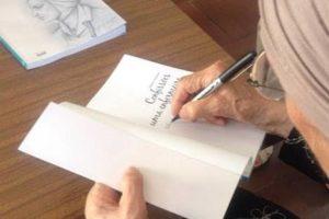 """Lançamento do livro """"Confissões de uma enfermeira"""", da autoria de Odete Santos e…"""