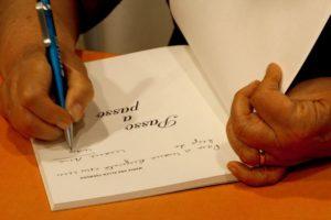 """Lançamento do livro """"Passo a passo"""", da autoria de Maria Ana Themudo, na sede da…"""