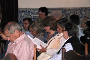 Lançamento do livro de Odete Santos e Gabriela Almeida, no Salão Nobre da Biblio…