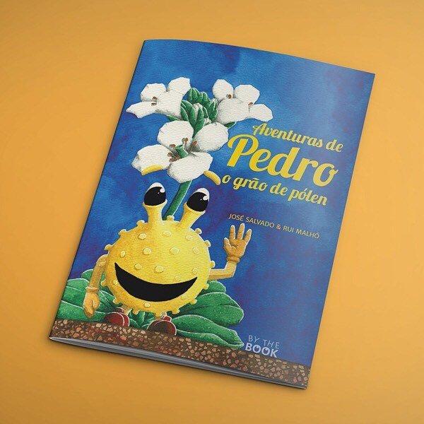 """Mais um livro infantil que temos o gosto de partilhar! """"Aventuras de Pedro o Grã…"""