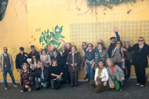 Mais uma iniciativa conjunta da Junta de Freguesia da Estrela, Editora By the Bo…