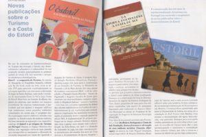 Na Agenda Cultural de Cascais deste trimestre há um artigo sobre as novas public…