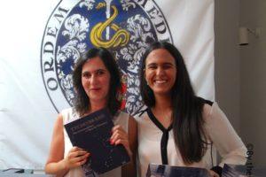 Na Ordem dos Médicos, em Lisboa, a apresentação do novo título da By the Book, d…