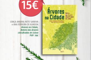 """Neste Natal a By the Book sugere… """"Árvores na Cidade"""", um livro reeditado devid…"""