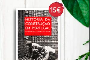 """Neste Natal, a By the Book sugere… """"História da Construção em Portugal""""""""Arqu…"""