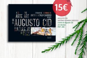 """Neste Natal, a By the Book sugere…  """"A Arte de Augusto Cid em Azulejo""""…"""