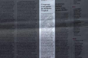 """O livro """"António Damas Mora"""" é uma das sugestões de leitura no Diário de Notícia…"""