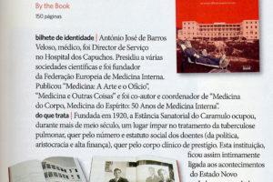 """O livro """"Caramulo : Ascensão e queda de uma estância de tuberculosos"""" saiu na úl…"""