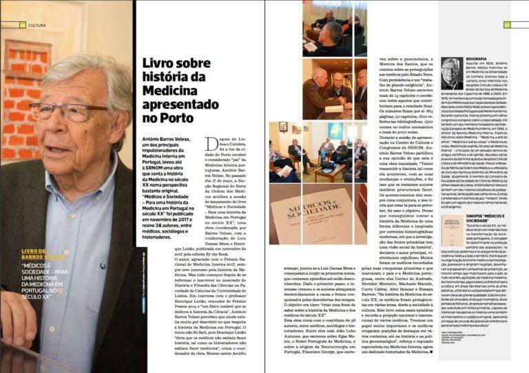 """O nosso estimado Autor Dr.Barros Veloso continua como as notas do """"jazz"""" sempre ..."""