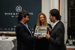 O nosso livro Portugal Wine & Lifestyle 2 presente no último jantar do Wine …