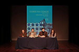 Ontem na Junta de Freguesia do Lumiar, a apresentação de mais uma obra da autori…