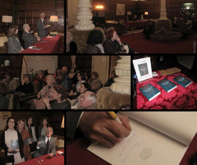 Ontem, o Prof. Pereira Neto elogiou o livro editado e o empenho do Autor na divu…