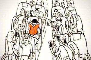 """Os livros estarão a tornar-se """"aves raras""""?  (autor desconhecido)"""