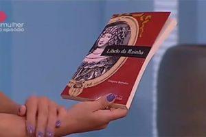 """Pode ver (ou rever) as sugestões de leitura de João Paulo Sacadura no programa """"…"""
