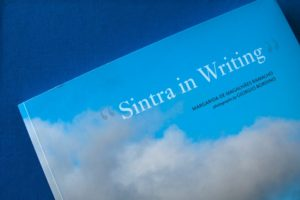 """Versão inglesa de """"Escrever sobre Sintra"""" já impressa! :)"""