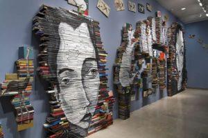 imaginação e criatividade com livros! :)