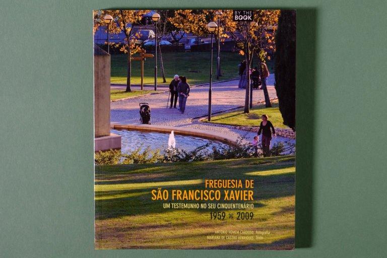capa do livro sobre São Francisco Xavier