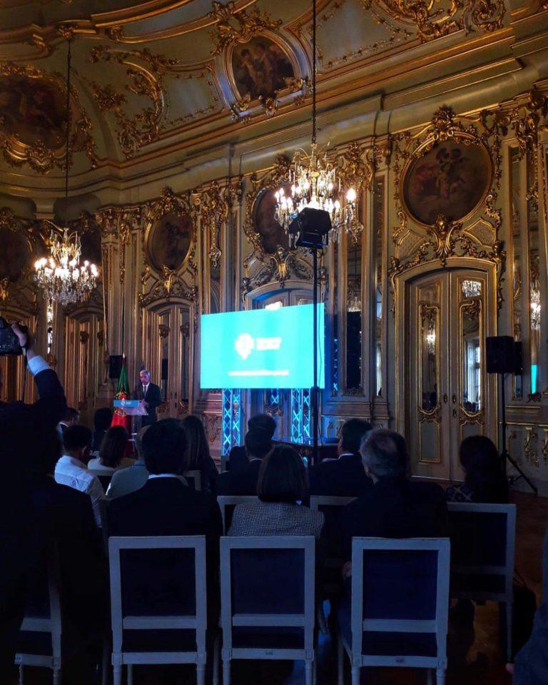 Ontem estivemos no Palácio Foz na apresentação do projecto Turismo Militar e do …