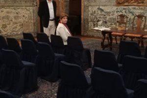 """À vossa espera no Palácio Fronteira… para o lançamento do livro """"Palácios de L…"""