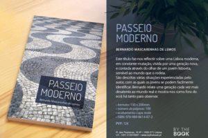 É já amanhã o lançamento do livro « Passeio Moderno » vai ser na Fábrica Braço d…